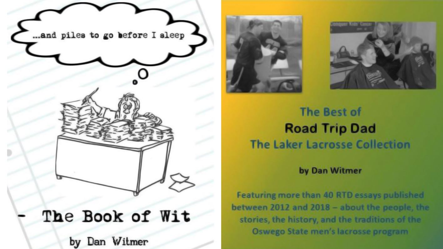 Former Laker Lacrosse Coach Publishes 2nd Book Oswego State Athletics